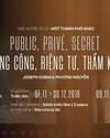 """Triển lãm ảnh """"Một thành phố khác: Công cộng, riêng tư, thầm kín"""""""