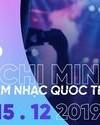 """Lễ hội Âm nhạc quốc tế TP HCM – """"Hò dô"""" 2019"""
