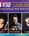 Liên hoan guitar fingerstyle quốc tế 2019