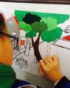 Nghệ thuật tuyên truyền bảo vệ môi trường