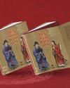 Sách song ngữ về trang phục cổ Việt