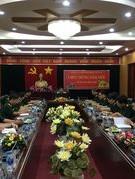 Thủ trưởng Tổng cục Chính trị thăm và chúc Tết các cơ quan, đơn vị trực thuộc ở phía Nam