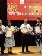 Giải thưởng năm 2018 của Hội Nhà văn TP.HCM: Để trắng tất cả các hạng mục