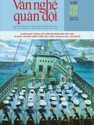 Tạp chí Văn nghệ Quân đội số 930 + 931 (tháng 12/2019)