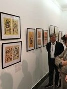 Exhibition introduces traditional, contemporary Dong Ho paintings