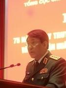 Lễ kỉ niệm 75 năm Ngày truyền thống Tổng cục Chính trị và đón nhận Huân chương Bảo vệ Tổ quốc hạng Nhất