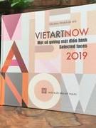 Một số gương mặt điển hình Viet Art Now 2019