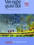 Tạp chí Văn nghệ Quân đội số 932 (đầu tháng 1/2020)
