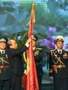 Kỷ niệm 30 năm Ngày hội Quốc phòng toàn dân, 75 năm Ngày thành lập Quân đội nhân dân Việt Nam và đón nhận Huân chương Quân công hạng Nhất