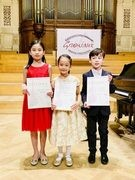 Vietnamese violin talent wins international music competition