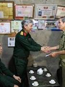 Tháng Thanh niên, các cơ quan Tổng cục Chính trị hành quân về nguồn