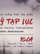 """Tọa đàm ra mắt bản dịch tiếng Việt tác phẩm """"Bắc kỳ tạp lục"""""""