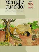 Tạp chí Văn nghệ Quân đội số 915 (cuối tháng 4 năm 2019)
