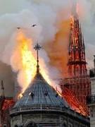 Nhà thờ Đức Bà Paris sẽ chỉ còn trong kí ức