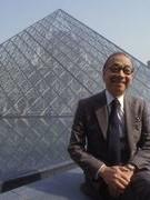 """""""Cha đẻ"""" của công trình tòa kim tự tháp bằng kính trong suốt qua đời ở tuổi 102"""