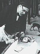 Nguồn gốc dùng vỏ trứng trong tranh sơn mài