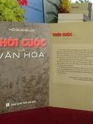 """Nhà báo Hồ Quang Lợi với """"Thời cuộc và văn hóa"""""""