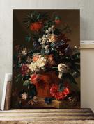 """Kiệt tác """"Vase of Flowers"""" được nước Đức hoàn trả"""