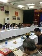 Ra mắt Câu lạc bộ Văn học trẻ Hà Nội