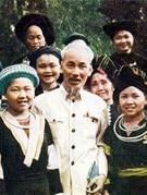 Hồ Chí Minh tiếp thu văn hoá dân gian truyền thống