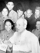 """""""Bộ đội Cụ Hồ"""" - một giá trị độc đáo của văn hóa Việt Nam hiện đại"""