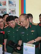 Học viện Kỹ thuật Quân sự cái nôi đào tạo nguồn nhân lực chất lượng cao