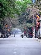 Hà Nội - bụi, hoa và Việt Nam năm 2019