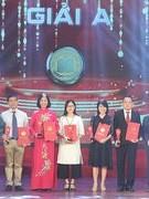 Winners of National Book Awards honoured