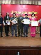 4 tác giả được trao giải thưởng, bội thu tiểu thuyết và hội viên mới