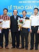 Tác giả Quân đội chiếm số lượng lớn trong giải thưởng văn học về biên giới, biển đảo