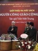 Ra mắt tiểu thuyết viết về Thiếu tướng Trần Tử Bình