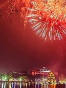 Hanoi to set off fireworks at three locations to greet New Year 2021