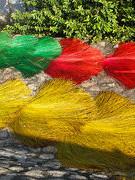 Sắc màu từ làng chiếu Định Yên