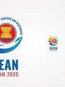 16 tác phẩm đoạt giải sáng tác tranh về Năm Chủ tịch ASEAN 2020