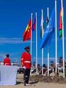 Những người lính mang sứ mệnh hòa bình