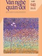 Tạp chí Văn nghệ Quân đội số 940 (đầu tháng 5/2020)