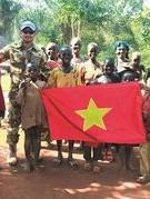 Phát huy tốt lực lượng tham gia gìn giữ hòa bình sẽ mang lại nhiều cơ hội