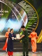 Tôn vinh 103 tác phẩm xuất sắc mùa giải Báo chí Quốc gia 2019