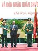 Thủ tướng Nguyễn Xuân Phúc: Ngành Hậu cần Quân đội cần sẵn sàng ứng phó với mọi tình huống