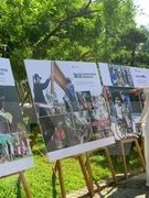 Photo exhibition showcases Vietnam's fight against COVID-19
