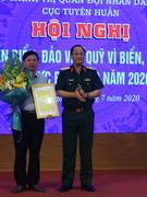 """Trao giải thưởng cuộc thi sáng tạo logo """"Quỹ vì biển, đảo Việt Nam"""""""