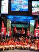 Liên đoàn Xiếc Việt Nam công diễn chương trình nghệ thuật về biển đảo