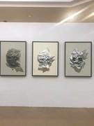 91 tác phẩm được trưng bày trong Festival Mỹ thuật trẻ 2020