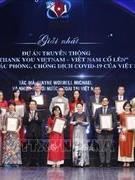 Giải thưởng Thông tin đối ngoại lần VI: Tính thời sự cao, sức lan tỏa lớn