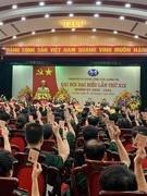 Bế mạc Đại hội đại biểu Đảng bộ Cơ quan Tổng cục Chính trị