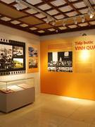 Nhiều tài liệu, hiện vật mới được giới thiệu tại triển lãm về Cách mạng tháng Tám