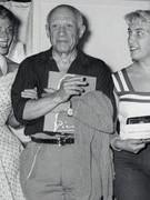 """Picasso từng """"hợp nhất"""" hai người tình trong một tác phẩm"""
