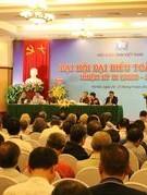 Đại hội toàn quốc Hội Điện ảnh Việt Nam dù đã xong vẫn thiếu tân Chủ tịch