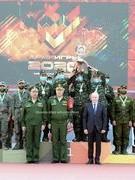 Ấn tượng Đội tuyển Tăng Việt Nam tại Army Games 2020