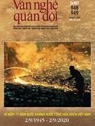 Tạp chí Văn nghệ Quân đội số 948 + 949 (tháng 9/2020)